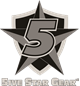 logo 5IVE STAR GEAR