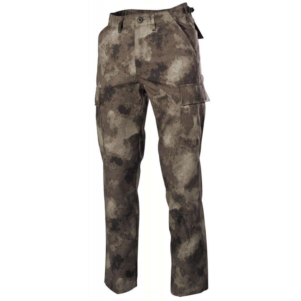 MFH int. comp. | Kalhoty US střih BDU HDT CAMO vel.XL