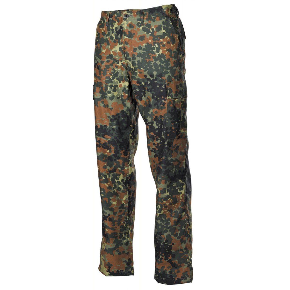 MFH int. comp. | Kalhoty US střih BDU FLECKTARN vel.XL