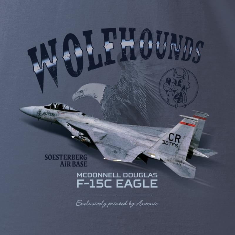 Triko F-15C EAGLE ANTONIO® 02139193 L-11