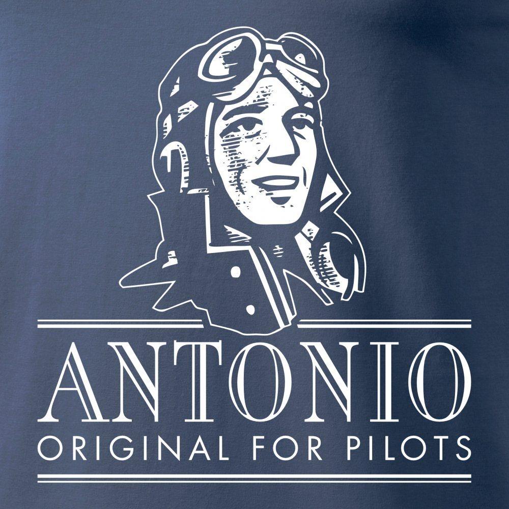 Triko AERO L-159 ALCA TRICOLOR MODRÉ ANTONIO® 021395 L-11