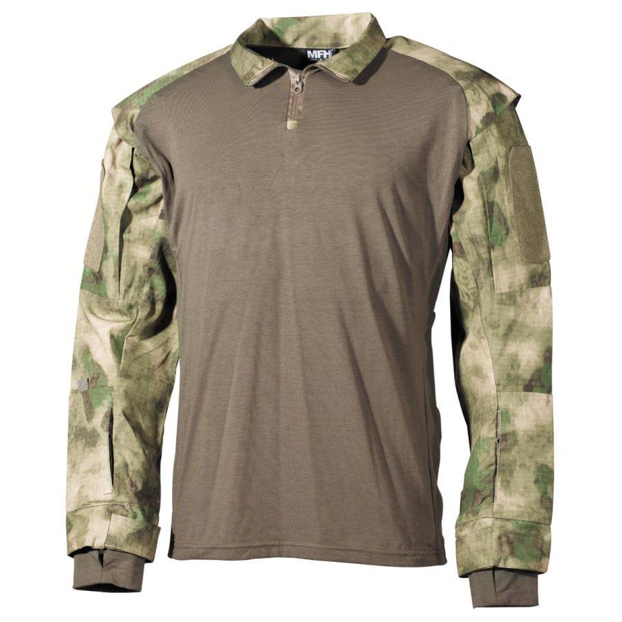 Košile taktická UBACS HDT-camo FG MFH Defence 02611E L-11