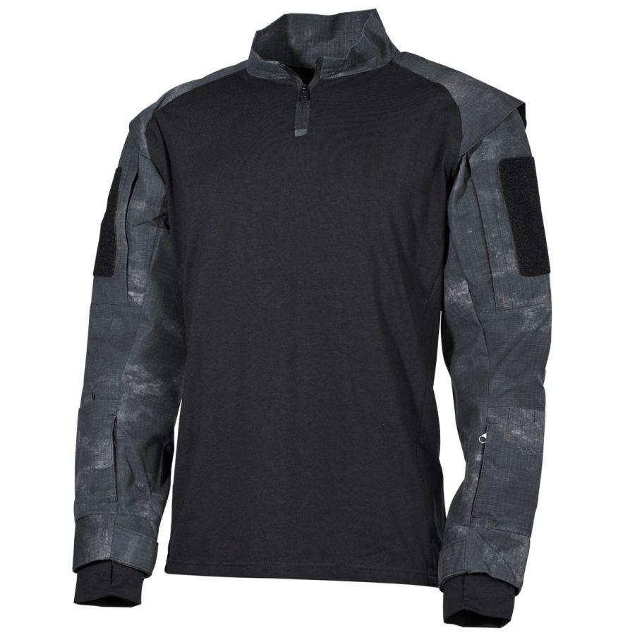 Košile taktická UBACS HDT-camo LE MFH Defence 02611H L-11