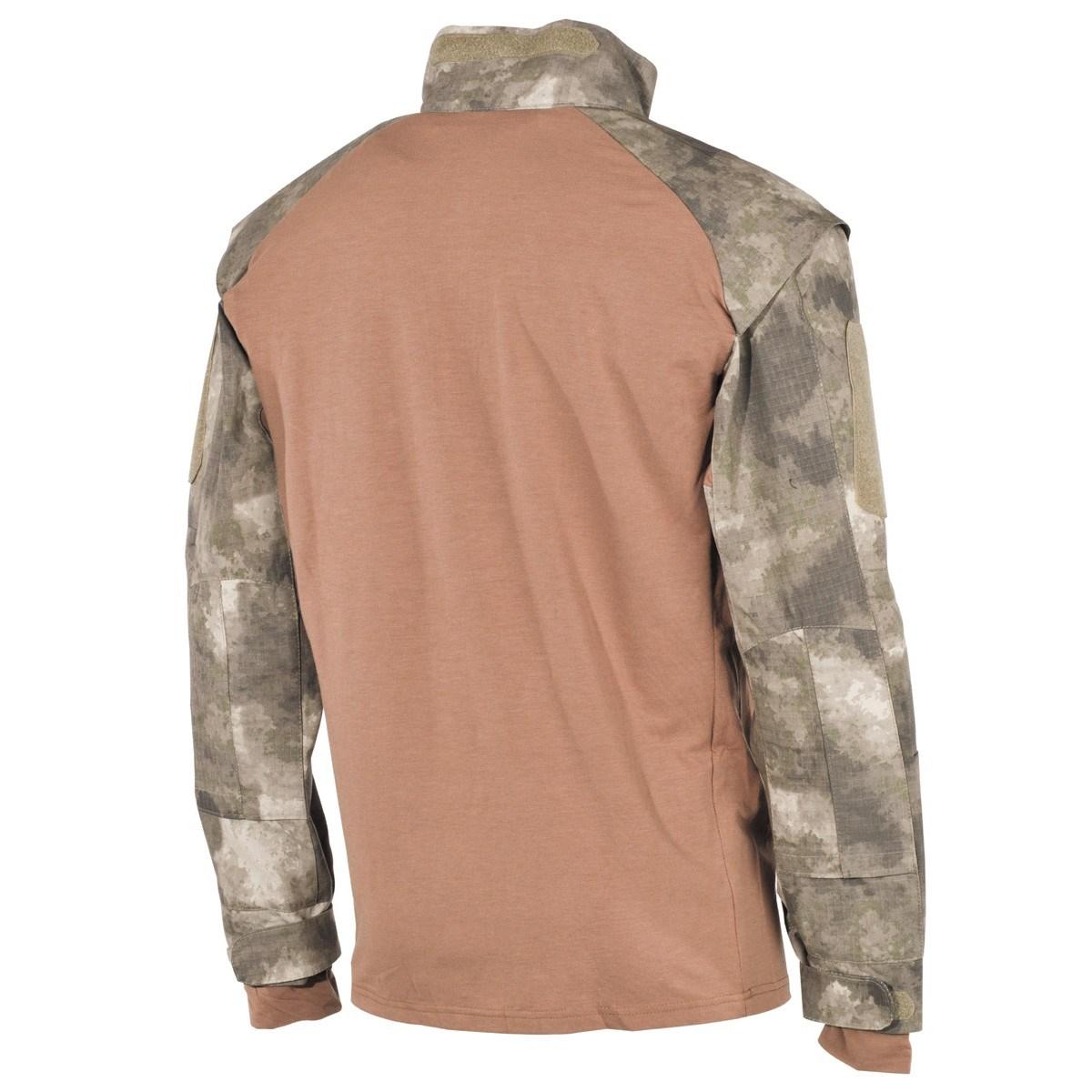 Košile taktická UBACS HDT-camo MFH Defence 02611P L-11