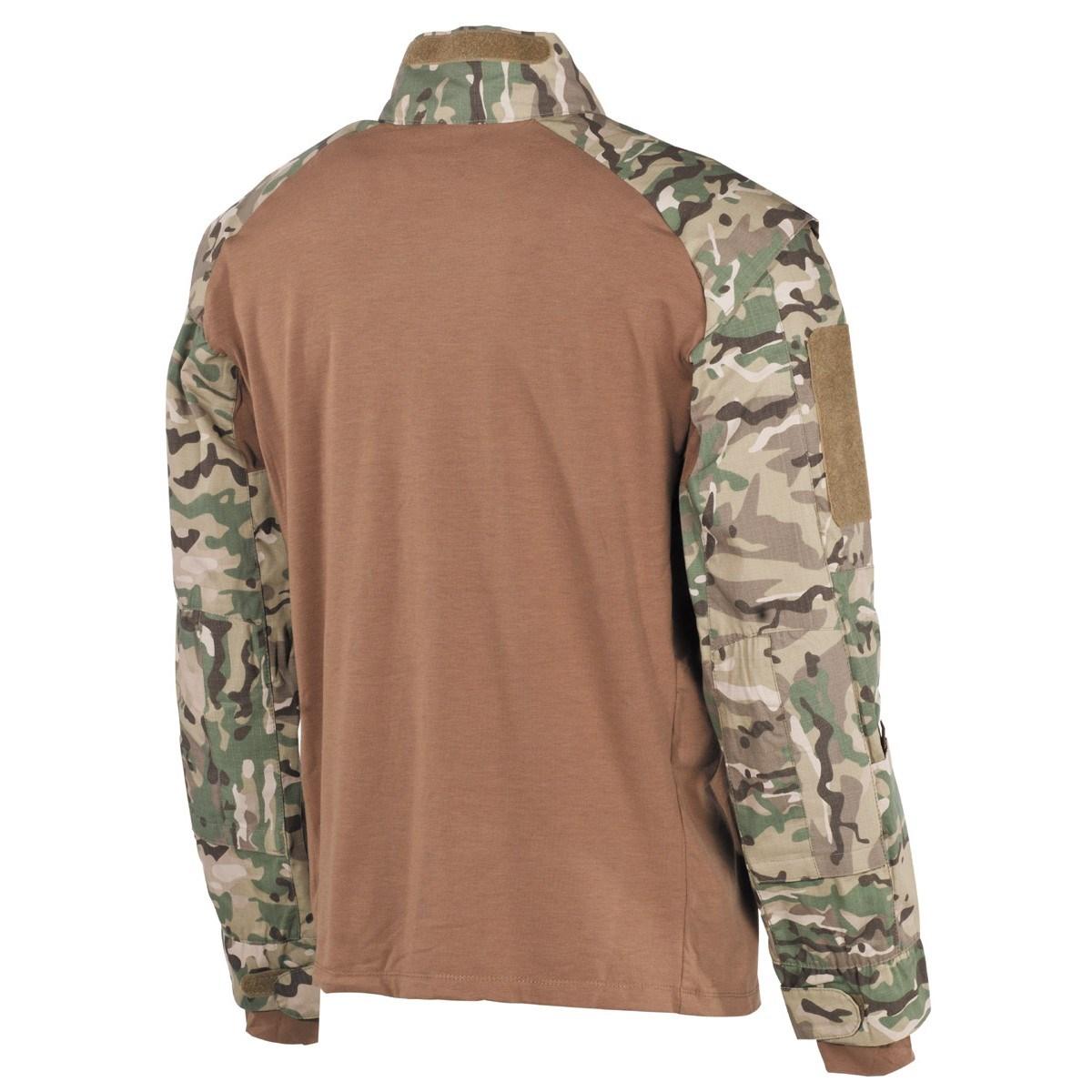 Košile taktická UBACS OPERATION CAMO MFH Defence 02611X L-11