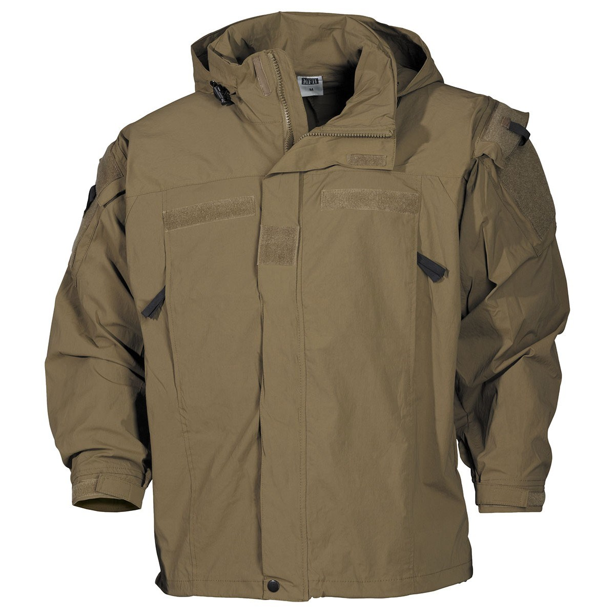 Bunda US softshell GEN III LEVEL 5 COYOTE BROWN MFH int. comp. 03401R L-11
