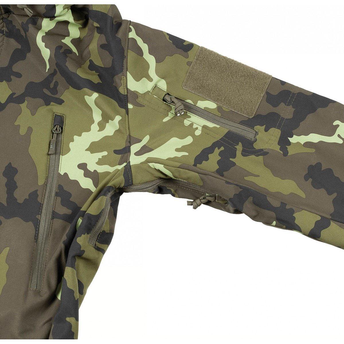 Bunda SCORPION softshellová vz.95 MFH Defence 03415J L-11