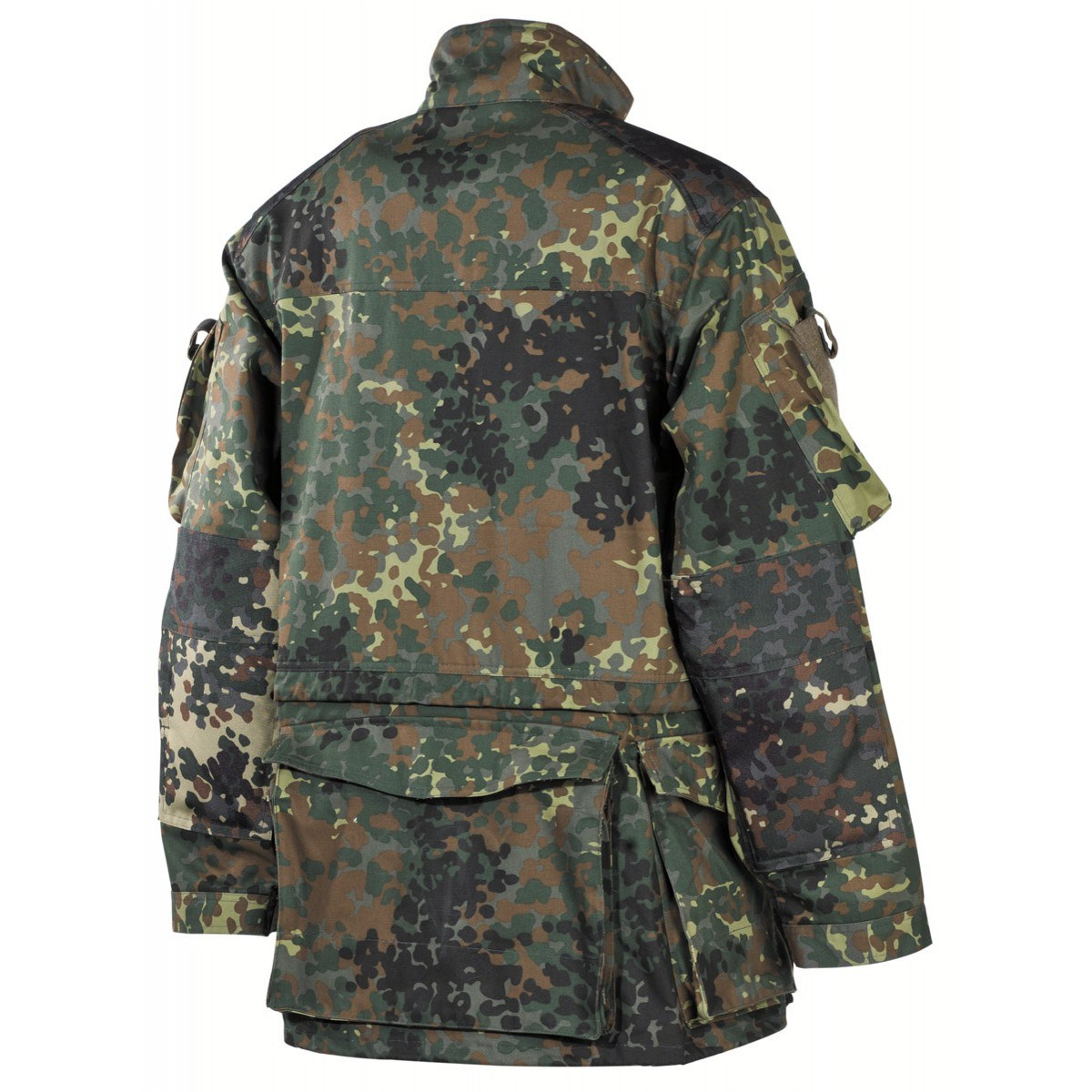 Bunda COMBAT rip-stop FLECKTARN MFH Defence 03472V L-11