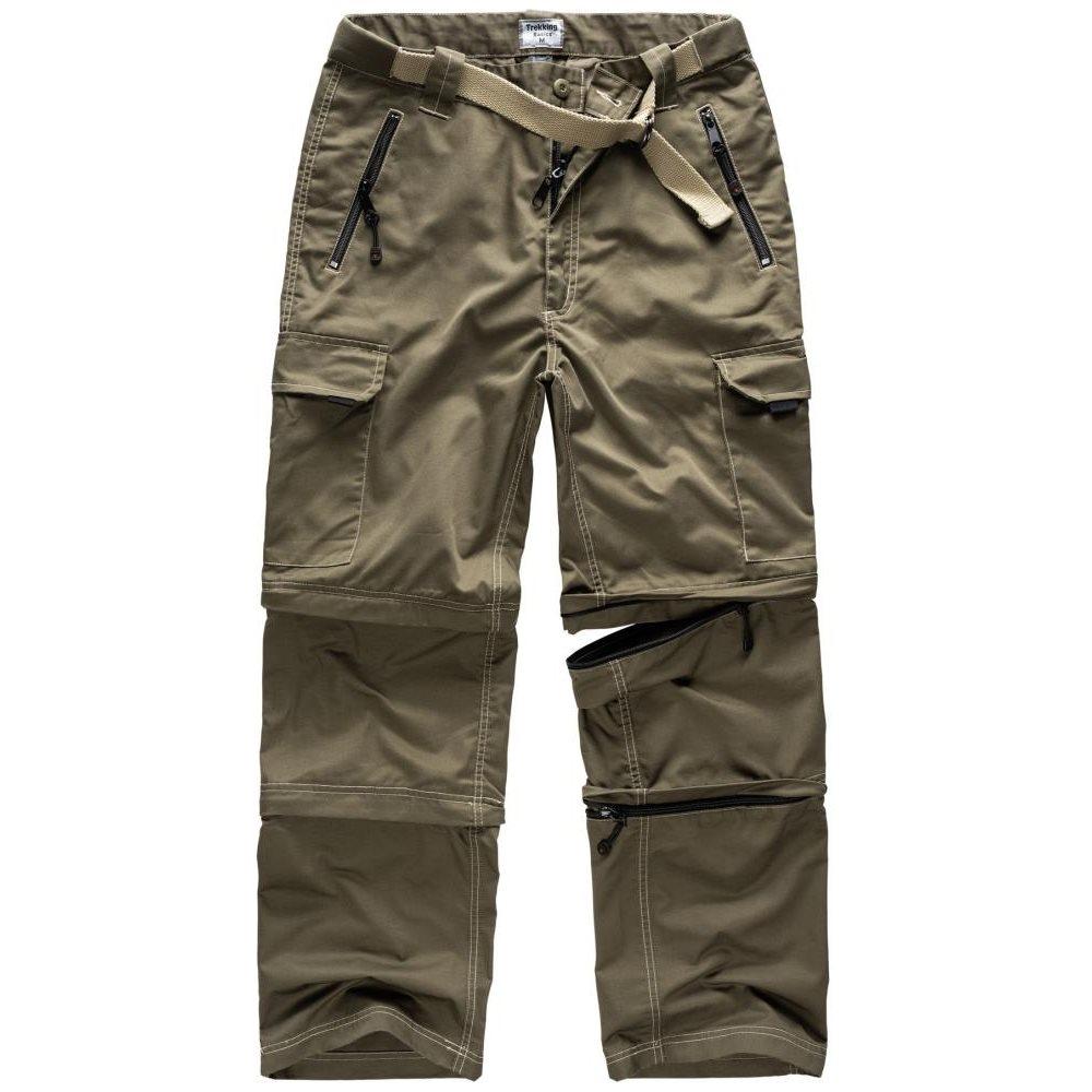 SURPLUS | Kalhoty TREKKING ZELENÉ vel.XL