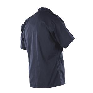 Košile služební krátký rukáv rip-stop MODRÁ TRU-SPEC 10010 L-11