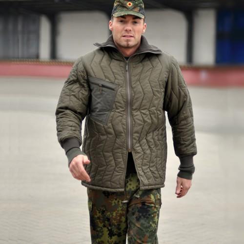 Vložka BW k bundě ZELENÁ Bundeswehr 10106001 L-11