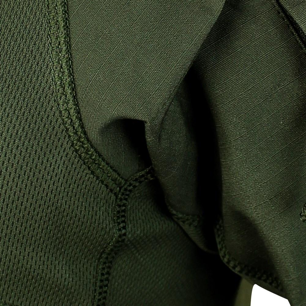Košile taktická COMBAT krátký rukáv ZELENÁ CONDOR OUTDOOR 101144-001 L-11
