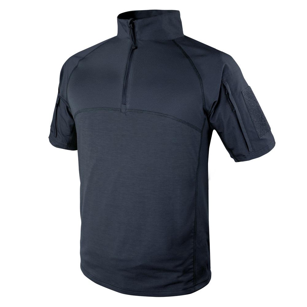 Košile taktická COMBAT krátký rukáv MODRÁ CONDOR OUTDOOR 101144-006 L-11