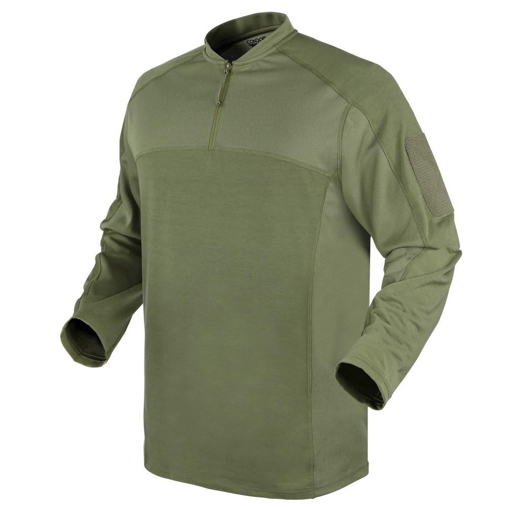 Košile taktická TRIDENT ZELENÁ CONDOR OUTDOOR 101206-001 L-11