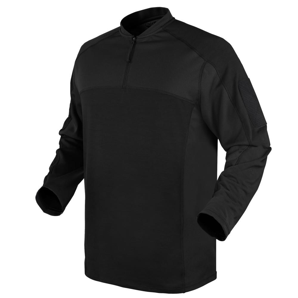 Košile taktická TRIDENT ČERNÁ CONDOR OUTDOOR 101206-002 L-11