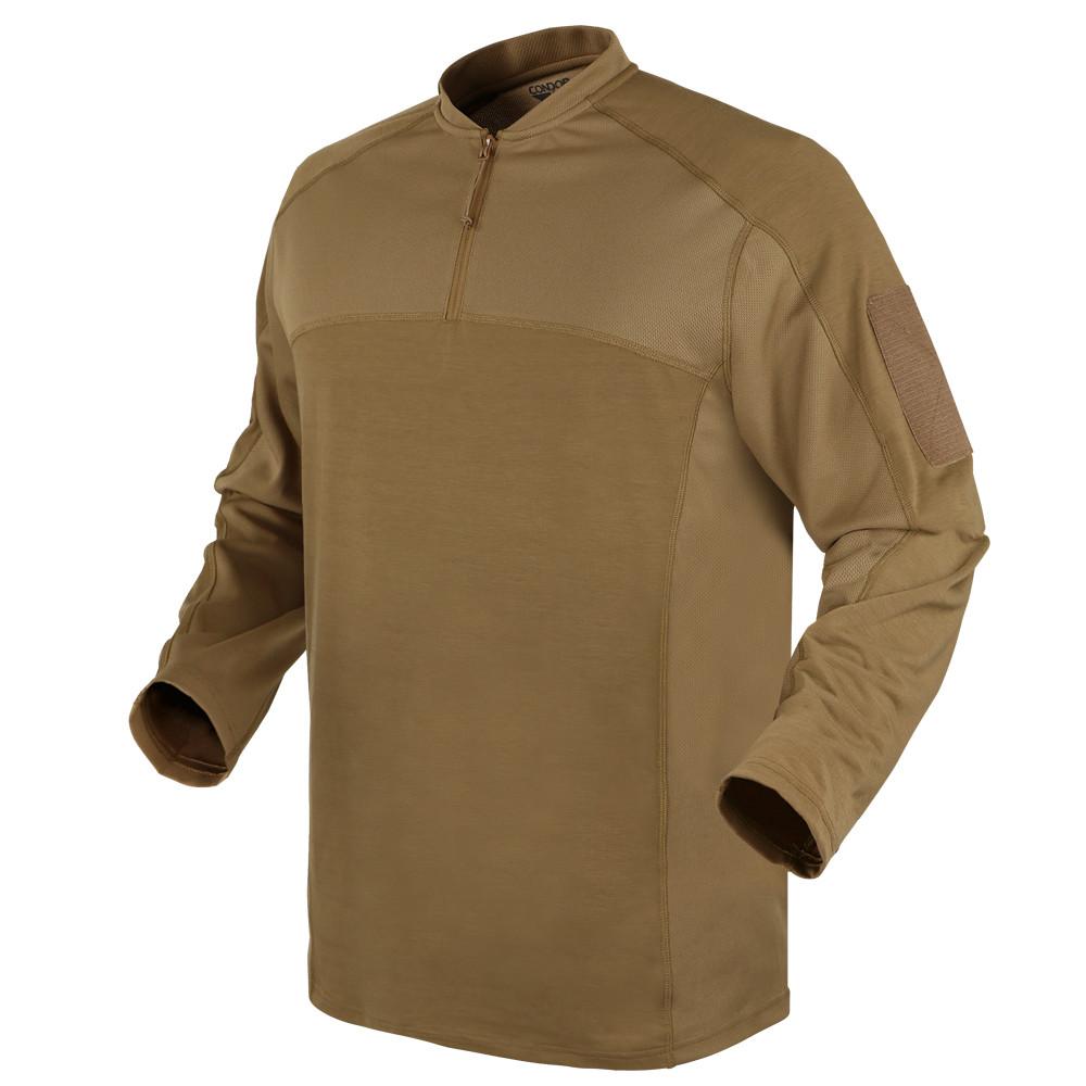 Košile taktická TRIDENT TAN CONDOR OUTDOOR 101206-003 L-11