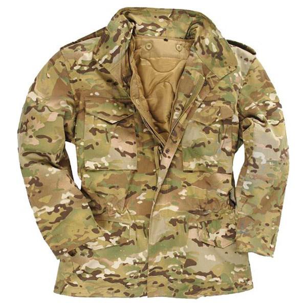 Bunda US M65 imp. s vložkou MULTITARN® MIL-TEC® 10315049 L-11