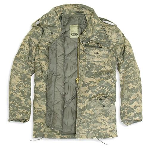 Bunda US M65 imp. s vložkou ACU DIGITAL MIL-TEC® 10315070 L-11