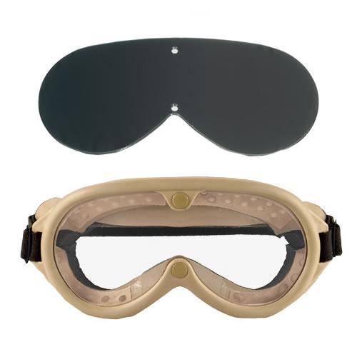 ROTHCO Brýle taktické US M44 v krabičce KHAKI