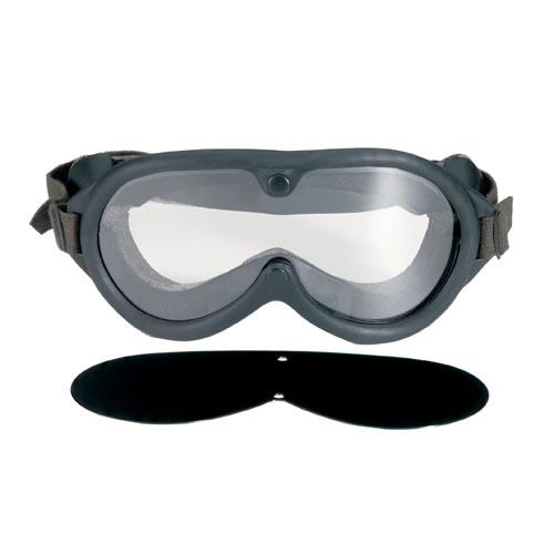 ROTHCO Brýle taktické US M44 2 skla v krabičce ČERNÉ