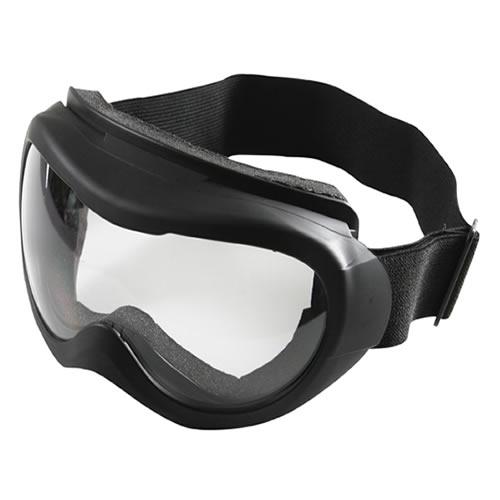 ROTHCO Brýle taktické CE s čirým sklem ČERNÉ