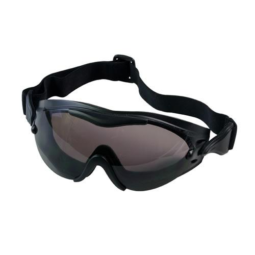 ROTHCO Brýle taktické SWAT EC ČERNÉ