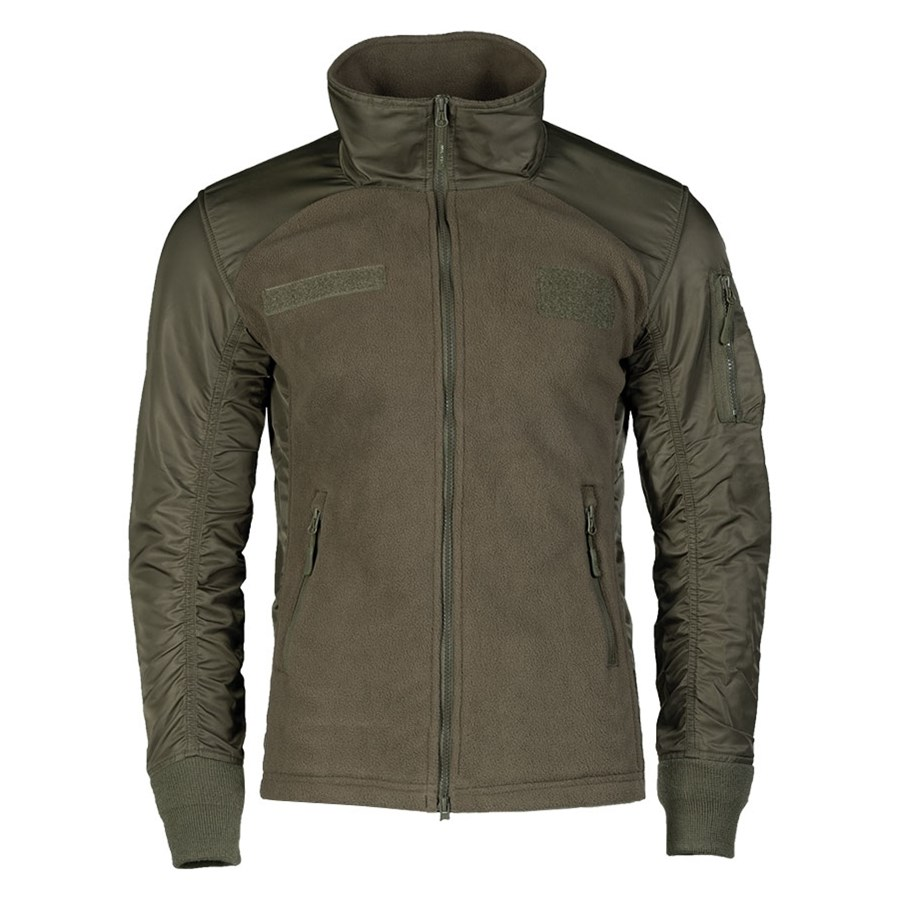 Bunda fleece USAF RANGER GREEN MIL-TEC® 10430012 L-11