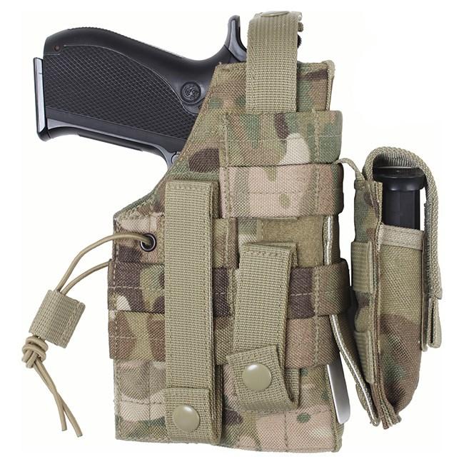 ROTHCO Pouzdro pistolové oboustranné MOLLE MULTICAM®