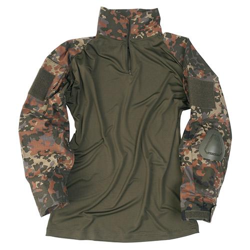 Košile taktická WARRIOR FLECKTARN MIL-TEC® 10513321 L-11