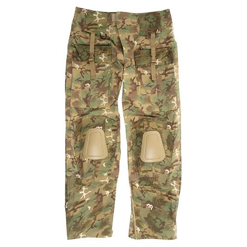 Kalhoty taktické WARRIOR ARID WOODLAND® MIL-TEC® 10513656 L-11