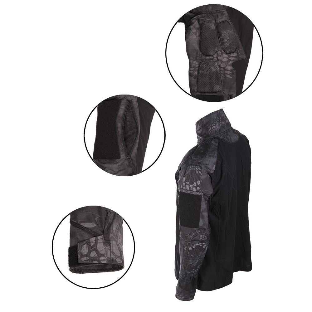Košile taktická CHIMERA MANDRA® NIGHT MIL-TEC® 10515585 L-11