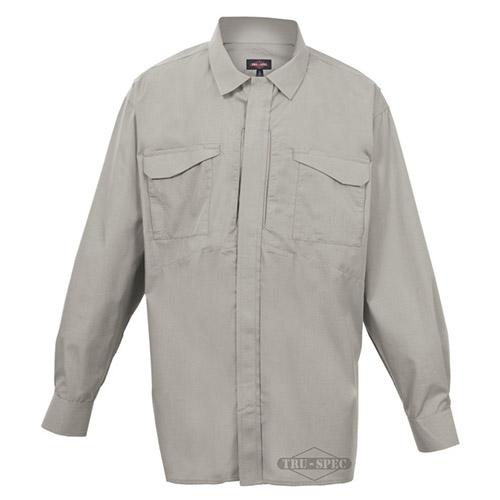 Košile 24-7 UNIFORM dlouhý rukáv rip-stop KHAKI TRU-SPEC 24-7 10570 L-11