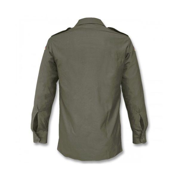 Košile BW polní ZELENÁ MIL-TEC® 10910001 L-11