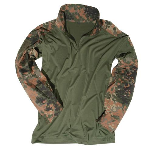 Košile taktická  s límečkem FLECKTARN MIL-TEC® 10920021 L-11