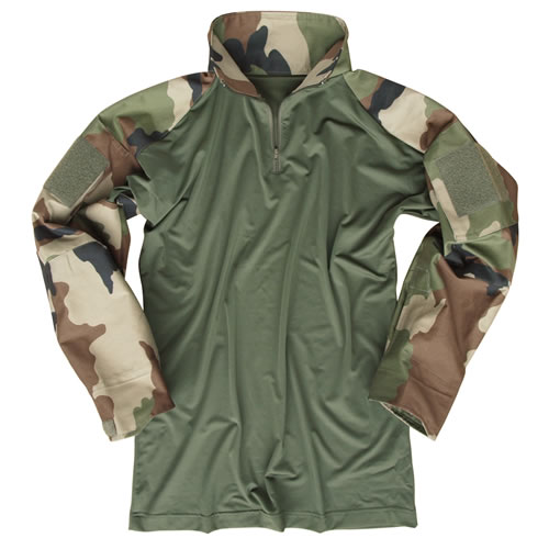 Košile taktická  s límečkem CCE TARN MIL-TEC® 10920024 L-11