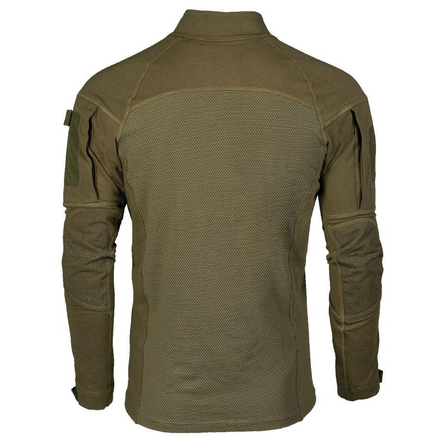 Košile taktická ASSAULT ZELENÁ MIL-TEC® 10924001 L-11