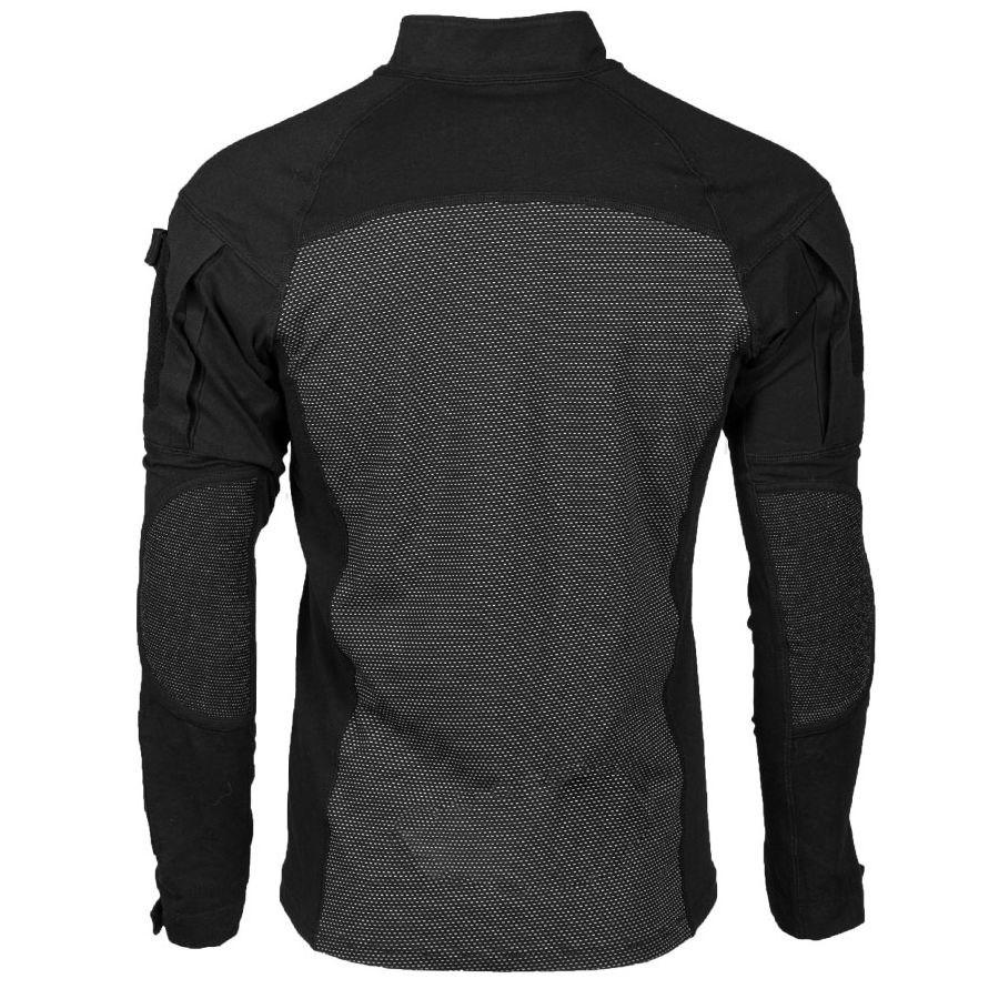 Košile taktická ASSAULT ČERNÁ MIL-TEC® 10924002 L-11