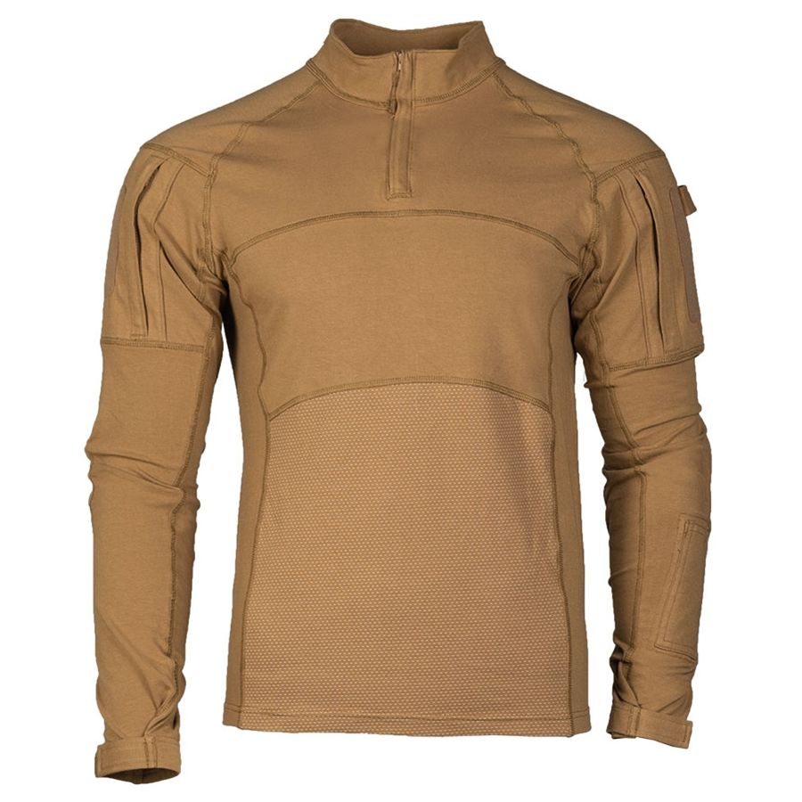 Košile taktická ASSAULT COYOTE MIL-TEC® 10924019 L-11