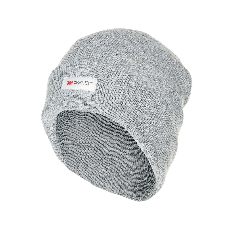 Čepice pletená Acryl Thinsulate™ ŠEDÁ