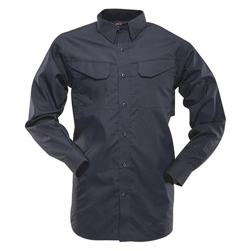 Košile 24-7 FIELD dlouhý rukáv rip-stop MODRÁ TRU-SPEC 24-7 11030 L-11
