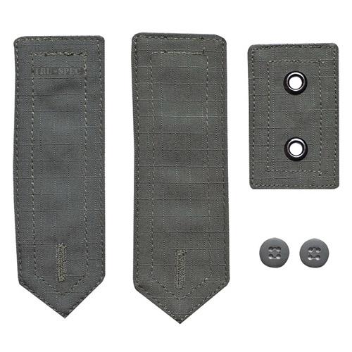Nárameník 24-7 rip-stop ZELENÝ 12 cm XS-L