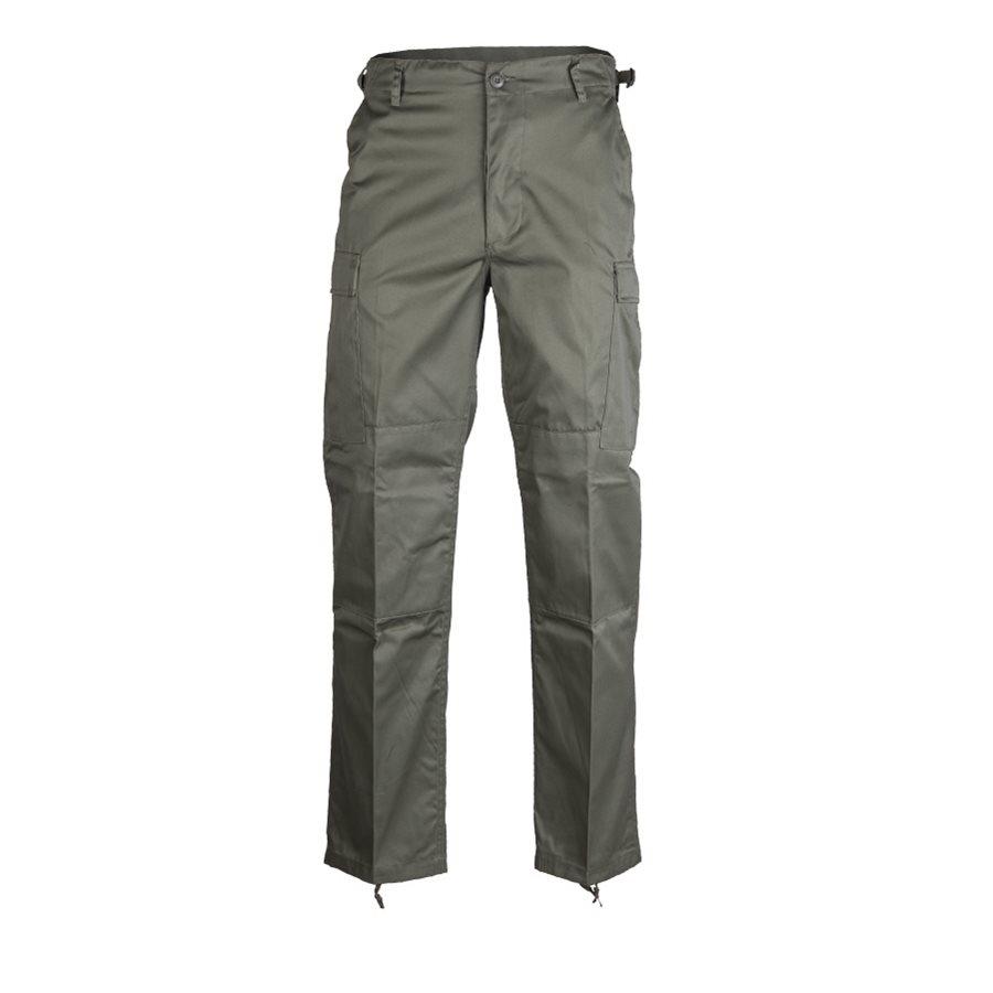 MIL-TEC® | Kalhoty US BDU POLY polní ZELENÉ vel.L