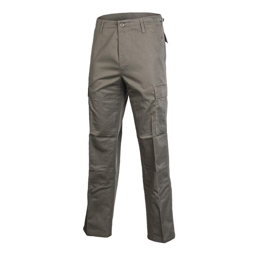 MIL-TEC® | Kalhoty US BDU typ RANGER ZELENÉ vel.L