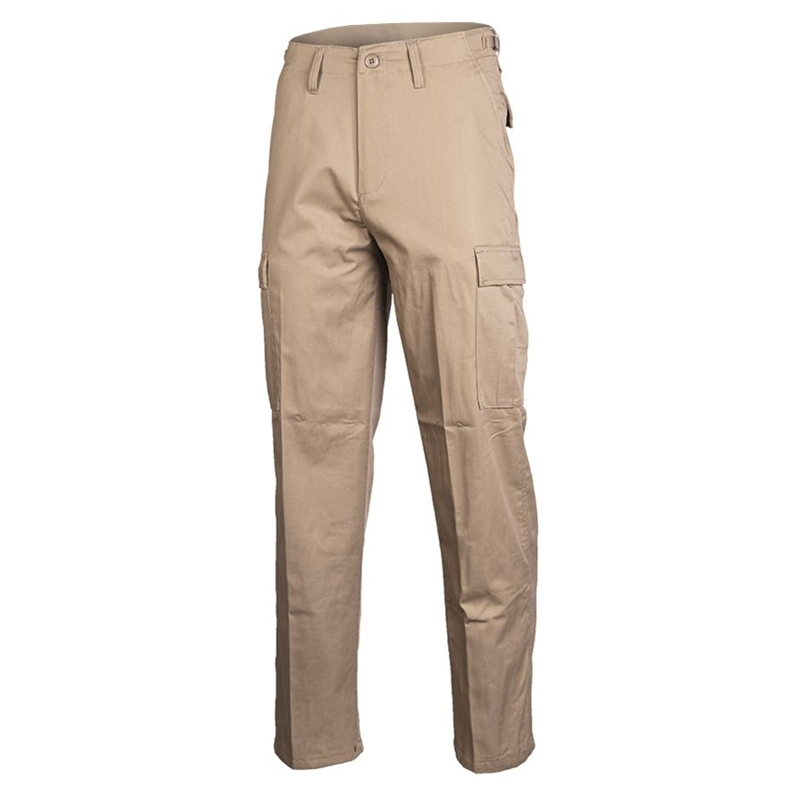 MIL-TEC® | Kalhoty US BDU typ RANGER KHAKI vel.L