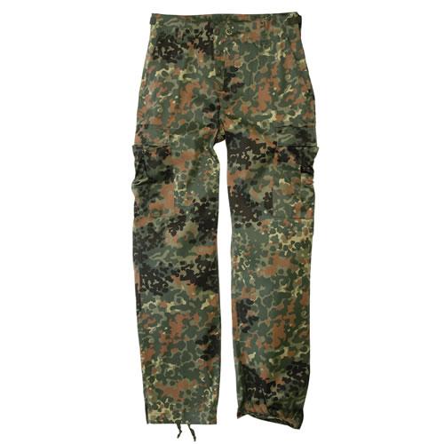 MIL-TEC®   Kalhoty US BDU typ RANGER FLECKTARN vel.L