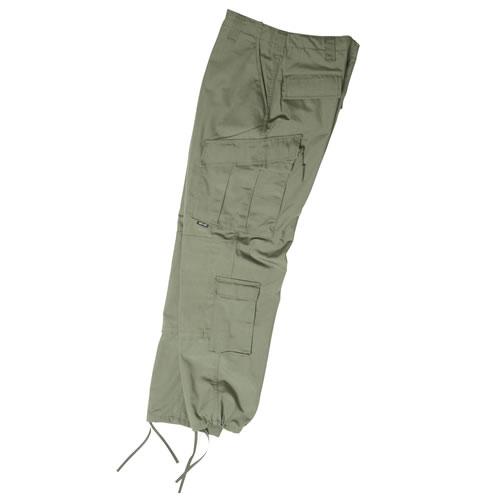 MIL-TEC® | Kalhoty US typ ACU rip-stop ZELENÉ vel.L