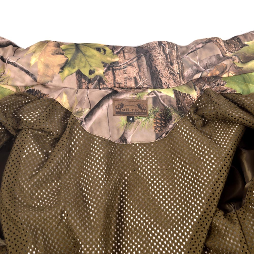 Bunda HUNTER lovecká WILDTREE CAMO MIL-TEC® 11954250 L-11