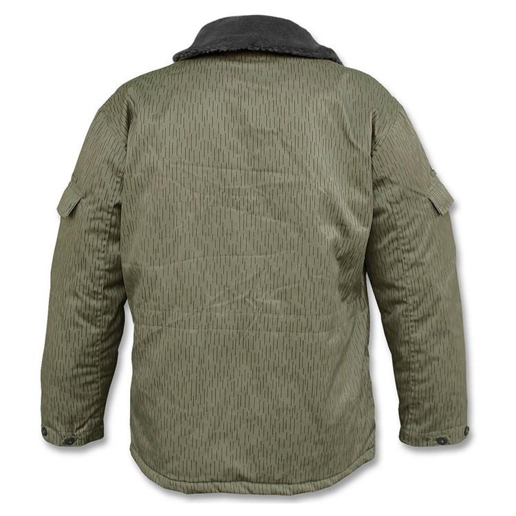 Bunda zimní s kožešinovým límcem NVA JEHLIČÍ MIL-TEC® 11992030 L-11