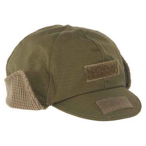 MIL-TEC® | Čepice s kšiltem GEN. II zimní ZELENÁ vel.61