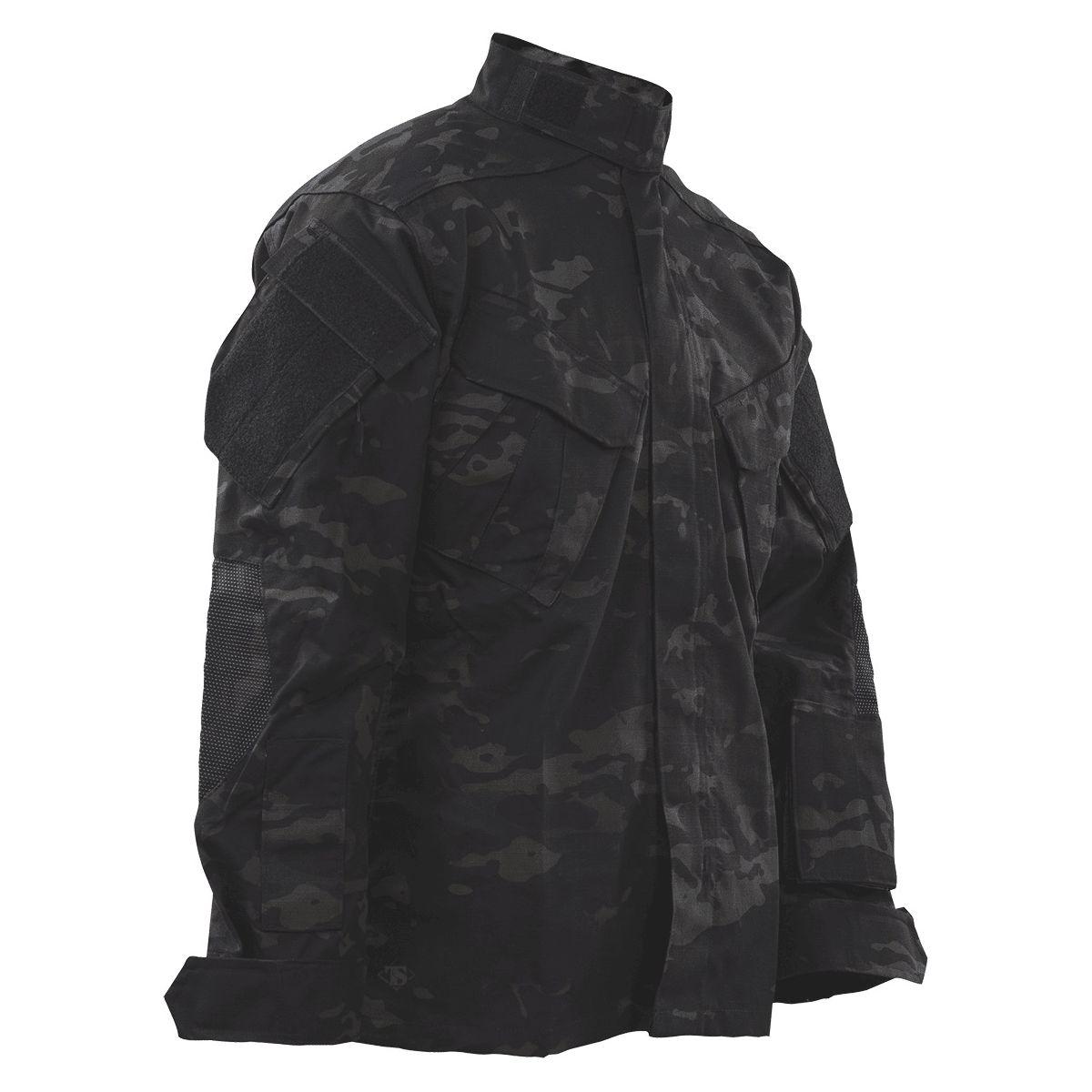 Blůza TRU XTREME rip-stop MULTICAM BLACK® TRU-SPEC 1238000 L-11